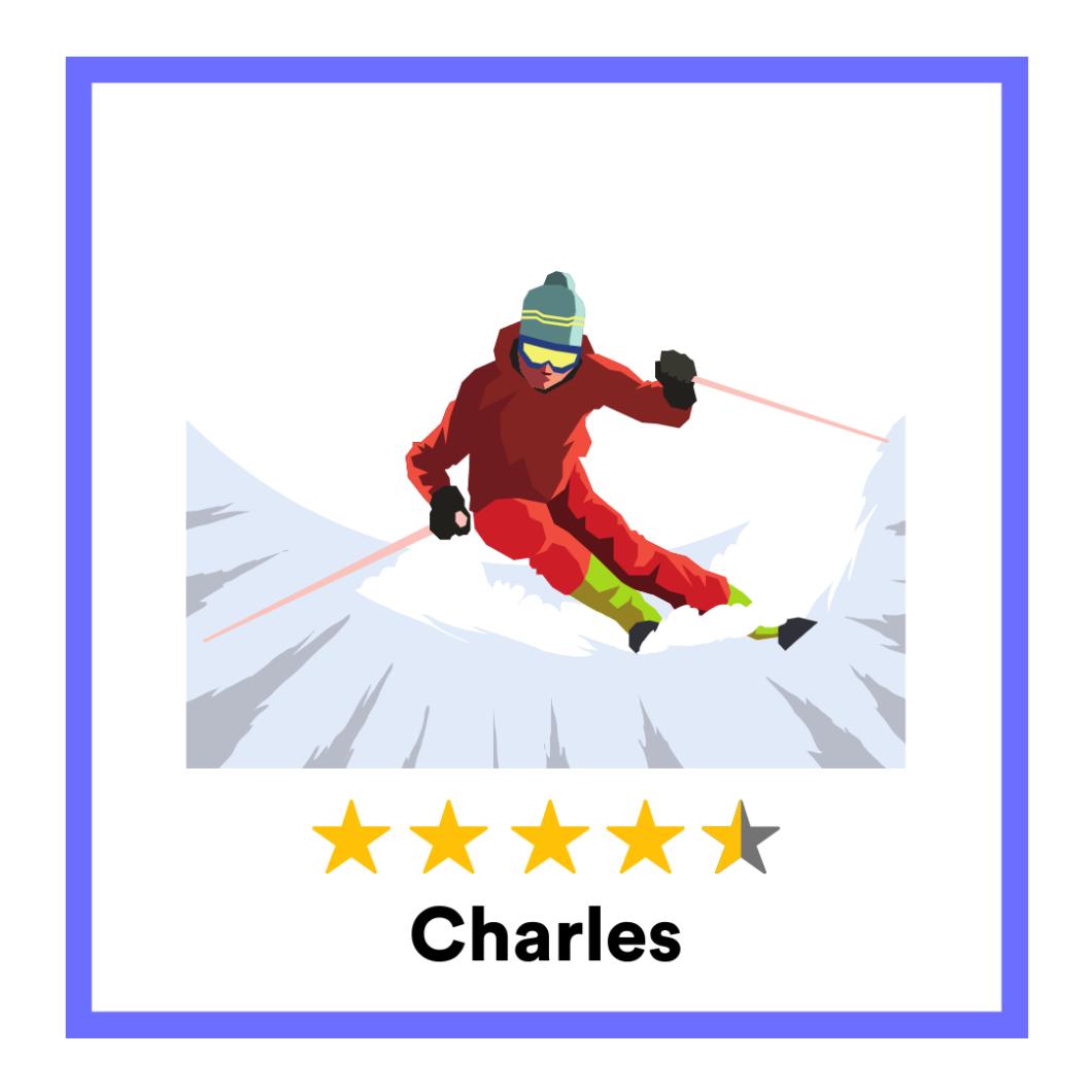 Rates Ski Instructors | Hatch, Software Marketplace